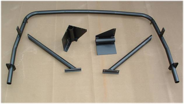 Land Rover rollbar kit, fit's together with all full frames or extended Truck-cab's