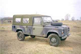 LR110 with side windows