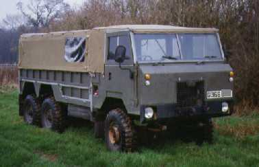Land Rover 101FC GS 6x6