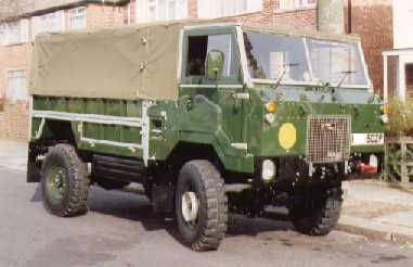 Land Rover 101FC GS