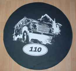 Land Rover 110 Wheelcover