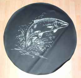 Fish Wheelcover